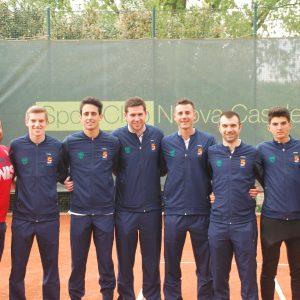 Squadra Serie B Maschile