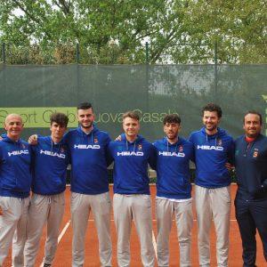 Squadra Serie D1 Maschile